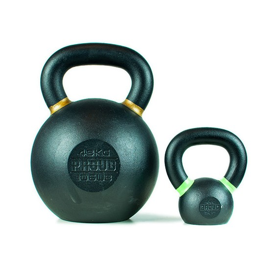 Kettlebell Iron Cast