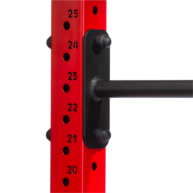 Power Rack Storage DV-A Rojo