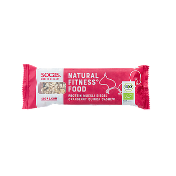 Socas Protein Bars